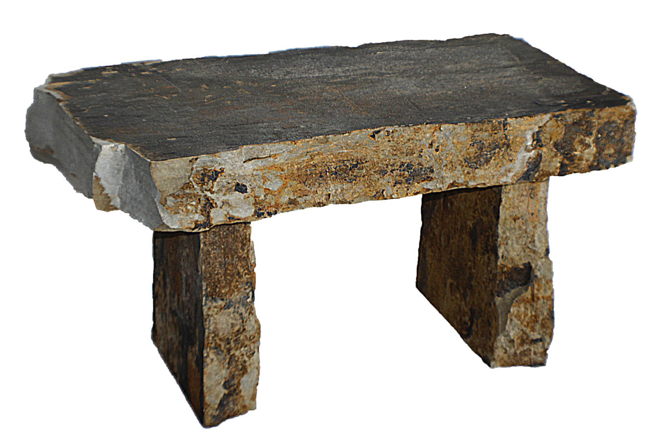 Earthworks Natural Stone : Custom made stone benches earthworks natural
