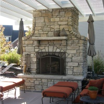 outdoor stone fireplaces earthworks natural stone rh earthworksstone com outdoor stone fireplace diy outdoor stone fireplaces ideas