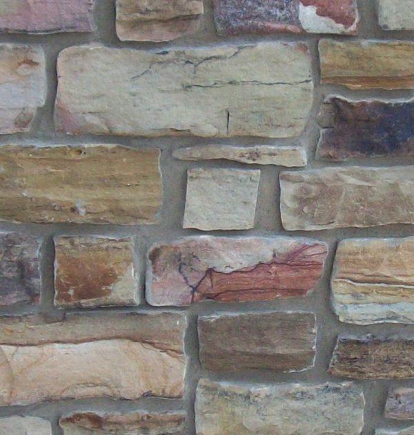 Earthworks Natural Stone : Split weathered fieldstone