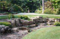 weathered limestone landscaping stone