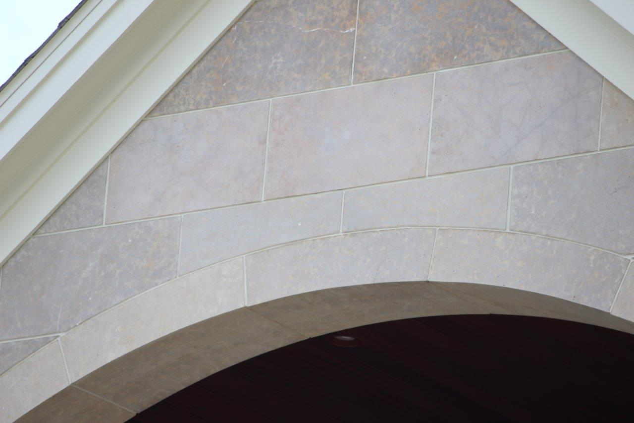 Arches Amp Porte Cocheres Earthworks Natural Stone