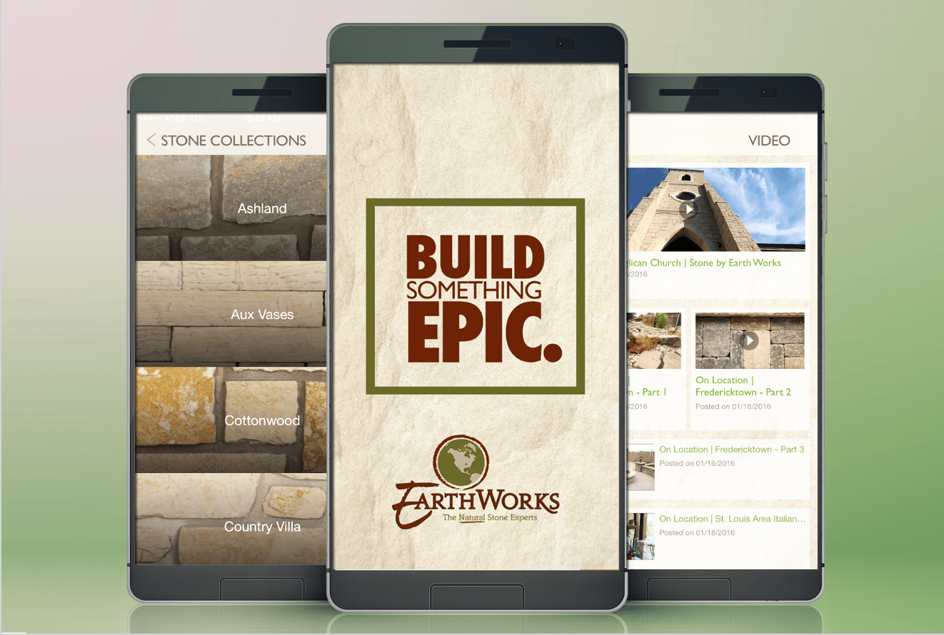 New Earthworks iPhone App Now Available!
