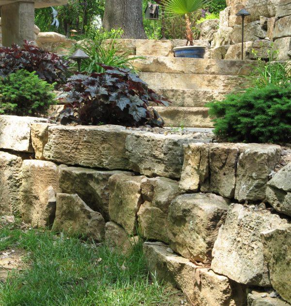Weathered Granite Stone : Weathered limestone boulders ledgerock earthworks