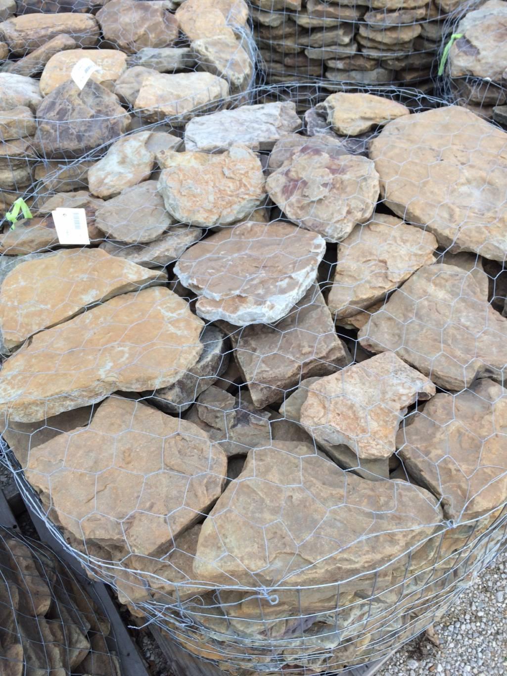 Earthworks Natural Stone : Boggy creek flats earthworks natural stone
