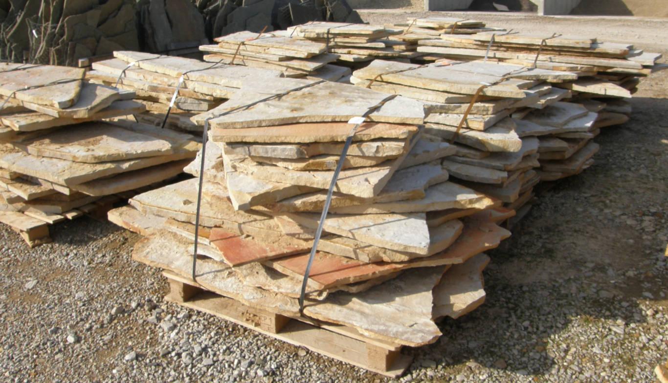 Earthworks Natural Stone : Alpine flagstone earthworks natural stone