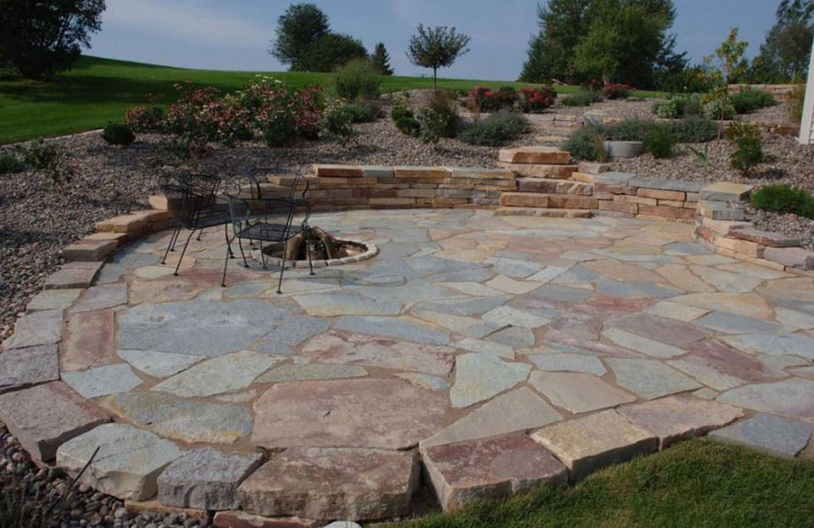 Earthworks Natural Stone : Chilton flagstone earthworks natural stone