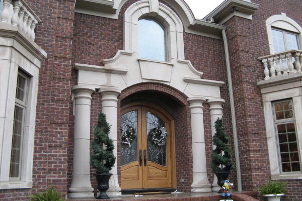 Indiana Cut Stone and Columns