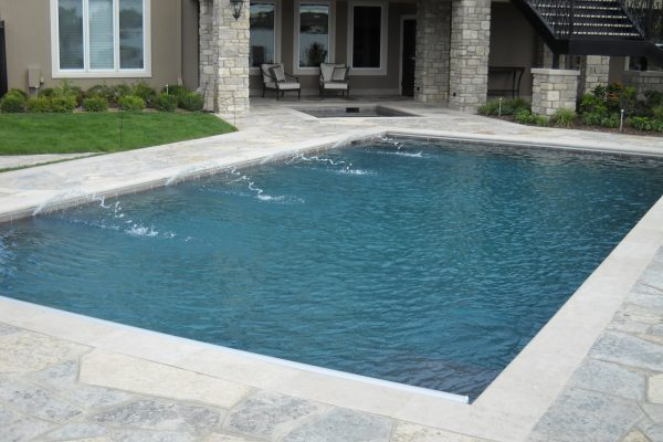 Pool Coping Earthworks Natural Stone