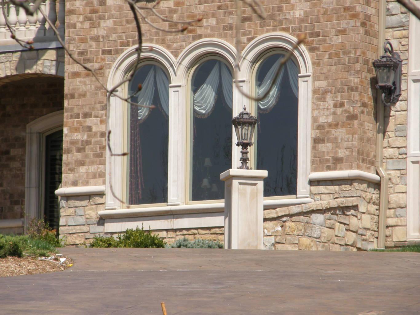 Window Amp Door Surrounds Earthworks Natural Stone