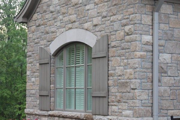 Indiana Limestone Window Surround
