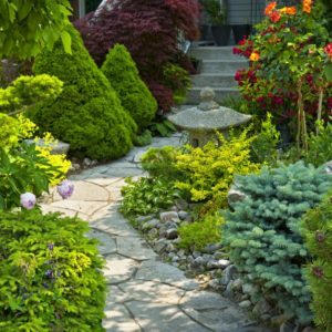 Attrayant If You Prefer A Literary Backyard Fantasy Turn Your Yard Into A Magical  Dreamscape With A Garden Theme. Natural Stone Can Be Used To Create Winding  Trails, ...