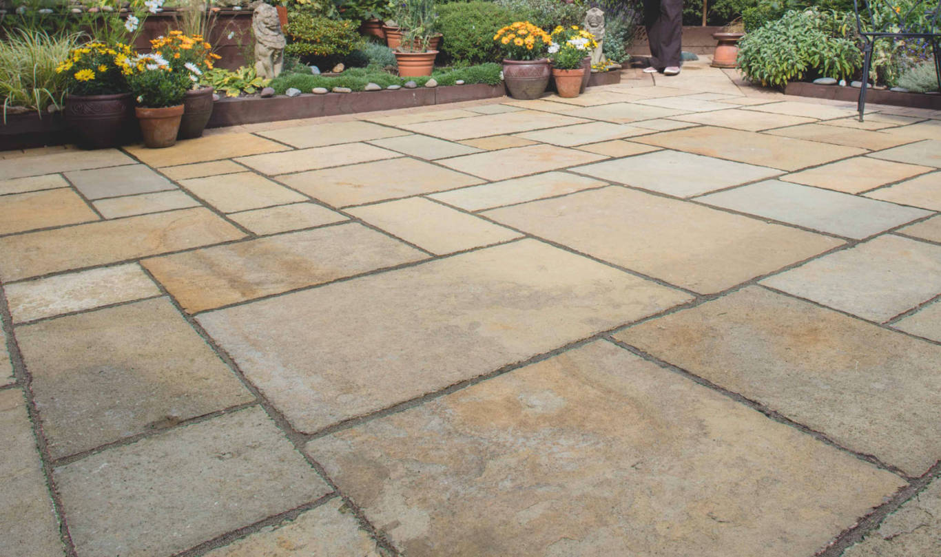 Pavers Old Morgan Town Earthworks Natural Stone